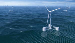 Floating Windfarm Deltares