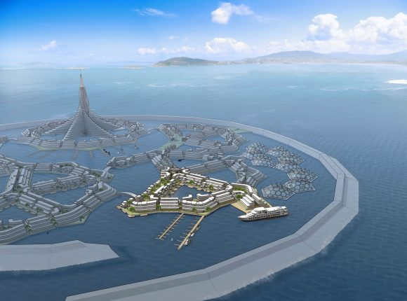 Seasteading Implementation Plan