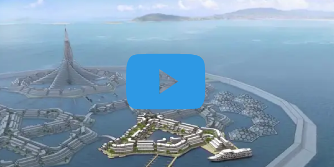 Top five things to know about the floating city project