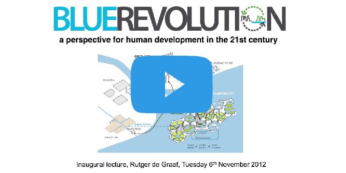 Inaugural lecture 'Blue Revolution'
