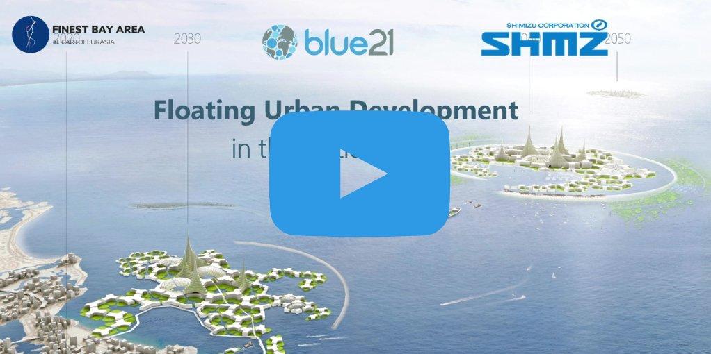 Floating Urban Development in Baltic Regions