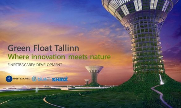 FinEstBay Floating Development